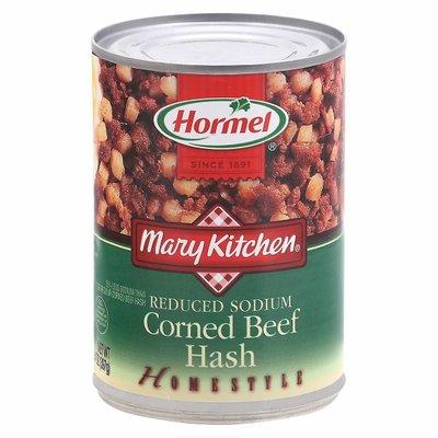 Hormel Corned Beef Hash, Reduced Sodium, Homestyle