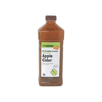 New Seasons Market Organic Apple Juice