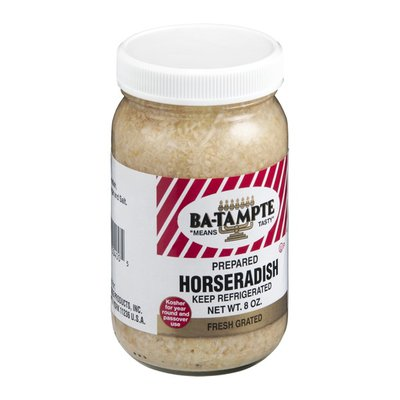Ba-Tampte Horseradish, Prepared