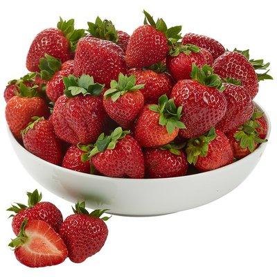 Organic Strawberries, 2 lbs