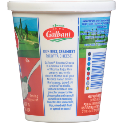 Galbani Whole Milk Ricotta