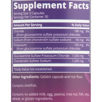 MRM Glucosamine Chondroitin Maximum Strength