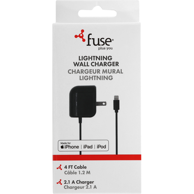 Fuse Lightning Wall Charger