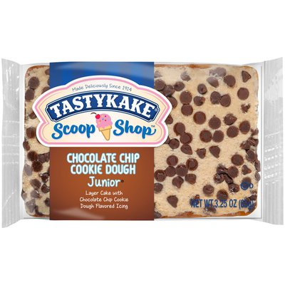Tastykake Chocolate Chip Cookie Dough Junior