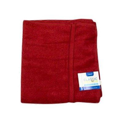 Interiors By Design Ruby Bath Towel