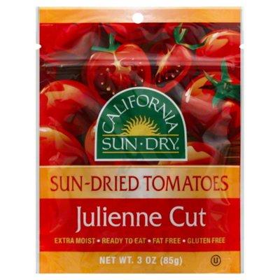 California Sun Dry Julienne Cut Sun-Dried Tomatoes