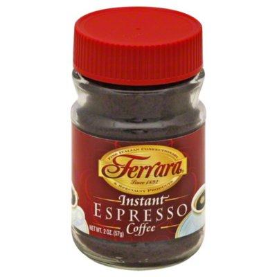 Ferrara Coffee, Instant, Espresso