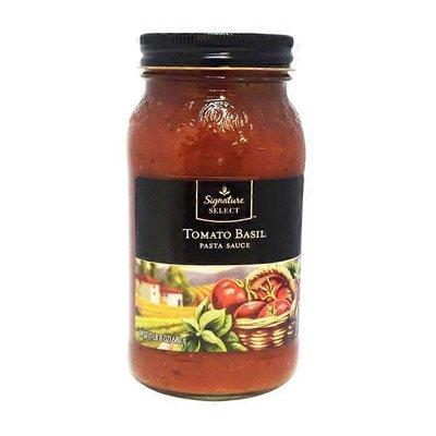 Signature Kitchens Tomato Basil Pasta Sauce