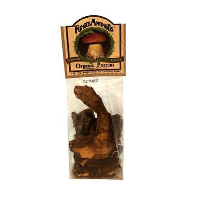 Fungus Amongus Organic Dried Porcini Mushroom