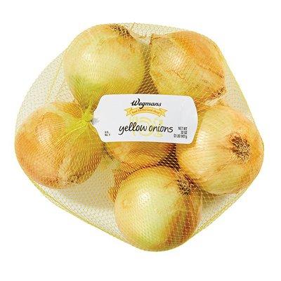 Wegmans Onions, Yellow