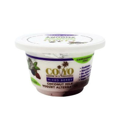 Coyo Organic Coconut Yogurt Alternative