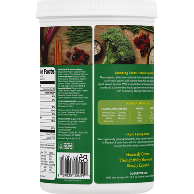 Amazing Grass Protein Superfood, The Original