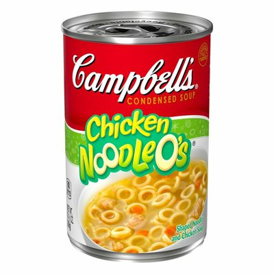 Campbell's® ChickenNoodleO's® Soup