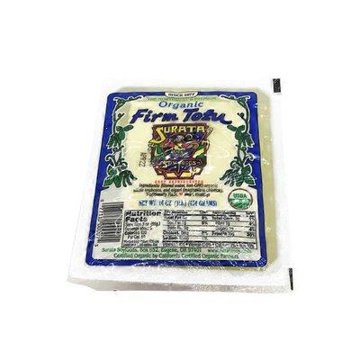 Surata Soyfoods Surata Firm Tofu