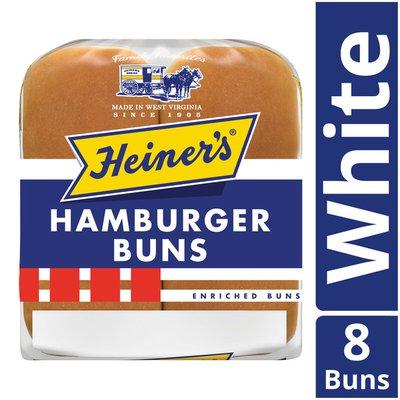 Heinen's Hamburger Buns