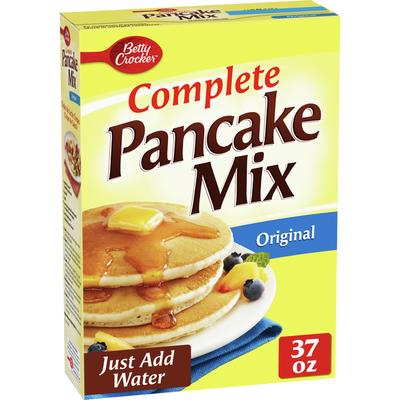 Betty Crocker Complete Pancake Mix, Original