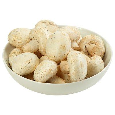White Mushrooms, 24 oz