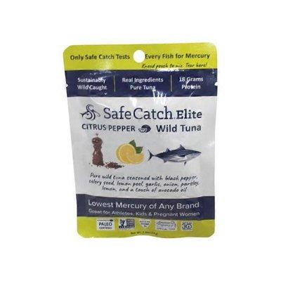 Safe Catch Wild Tuna, Citrus Pepper