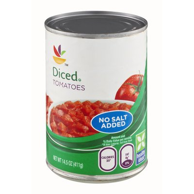 SB Tomatoes, Diced