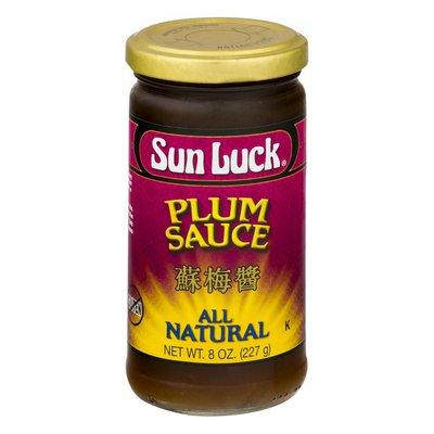Sun Luck All Natural Plum Sauce
