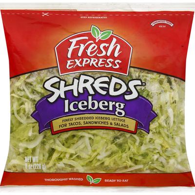 Fresh Express Lettuce Shreds
