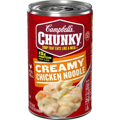 Campbell's® Chunky® Creamy Chicken Noodle Soup