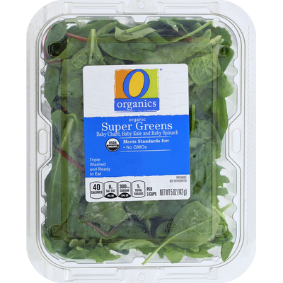 O Organics Super Greens, Organic