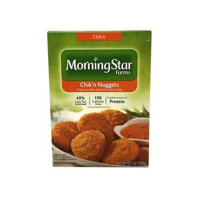 Morning Star Farms Veggie Chik'n Nuggets