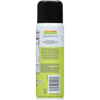 Spectrum Culinary Olive Oil Non-Stick Cooking Spray