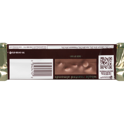 Hershey's Milk Chocolate, with Whole Almonds