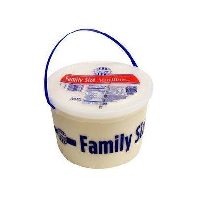 Sundae Shoppe Vanilla Ice Cream   4.5qt