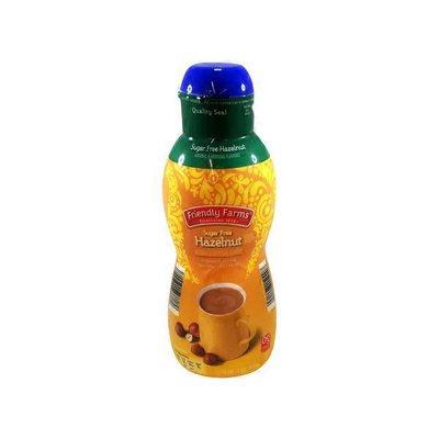 Friendly Farms Sugar Free Hazelnut Coffee Creamer