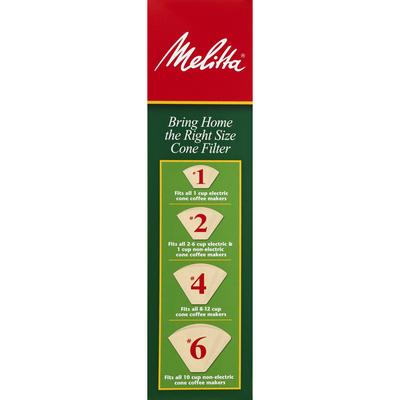 Melitta Coffee Filters