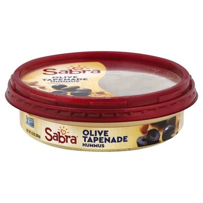 Sabra Olive Tapenade Hummus