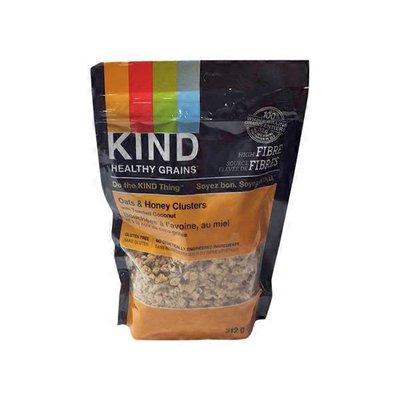 KIND Cinnamon Oat & Honey Clusters