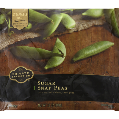 Private Selection Snap Peas, Sugar