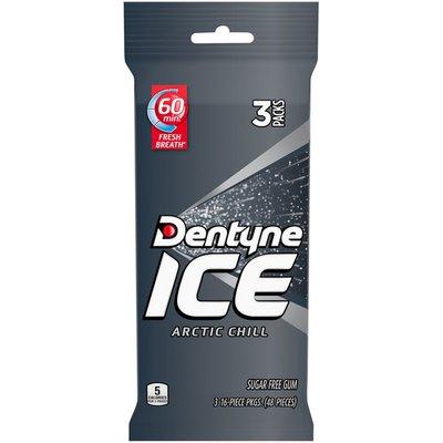Dentyne Ice Arctic Chill Sugar Free Gum