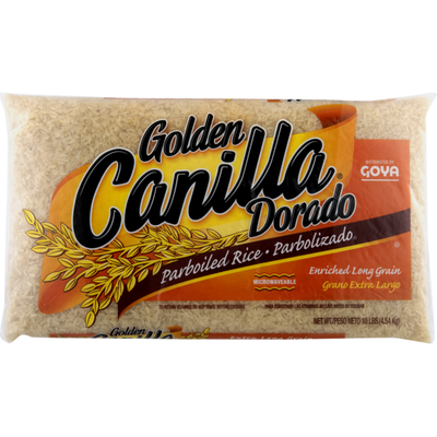 Goya Golden Canilla Parboiled Rice