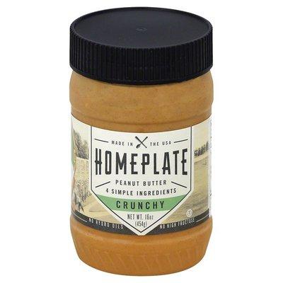 Homeplate Peanut Butter, Crunchy