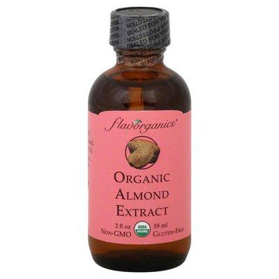 Flavorganics Almond Extract, Organic