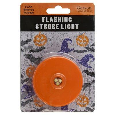Gerson Strobe Light, Flashing