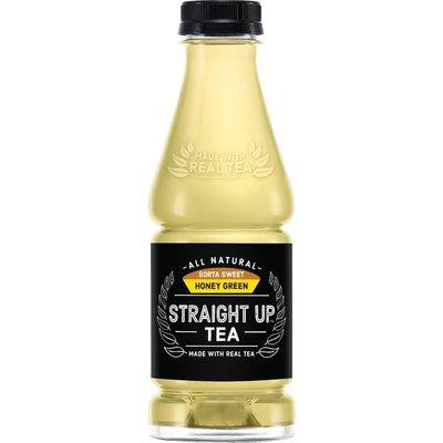 Straight Up Tea Sorta Sweet Honey Green Tea Natural Tea