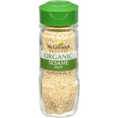 McCormick Gourmet™ Organic Sesame Seed