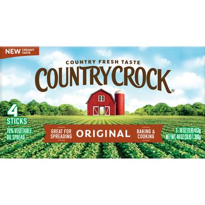 Country Crock Oil Spread, Original