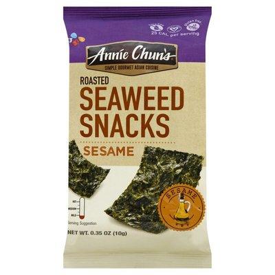 Annie Chuns Roasted Sesame Seaweed Snacks