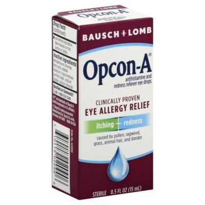 Opcon-A Eye Drops, Allergy Relief