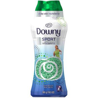 Downy Sport Odor Defense Fresh Blossom In Wash Scent Booster