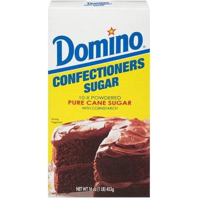 Domino Confectioners 10-X Powdered Pure Cane Sugar with Cornstarch