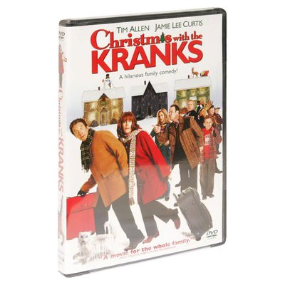 Columbia Pictures DVD, Christmas with the Kranks