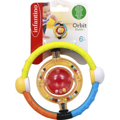 Infantino Orbit Rattle, 6+ Months